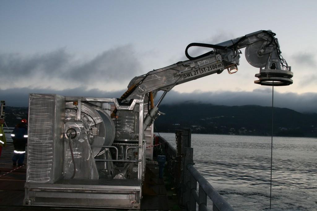 084-LARS - test ombord